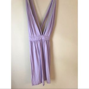 Lilac dress from Tobi size small